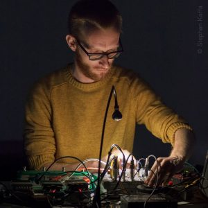 Machinefabriek at Studio Loos, Den Haag, Thursday December 11th 2014